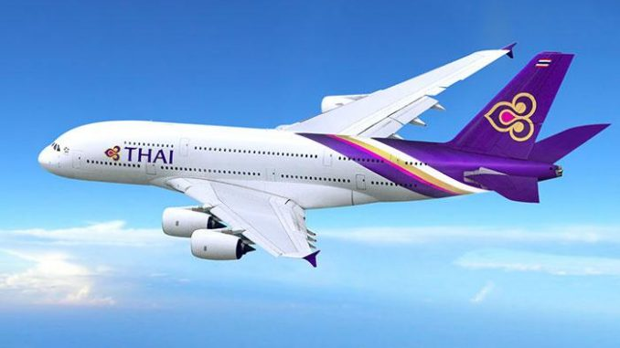 All your smile Is the happiness of Thai Airways serviceimag